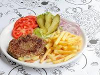 Burger (porcija 500gr)